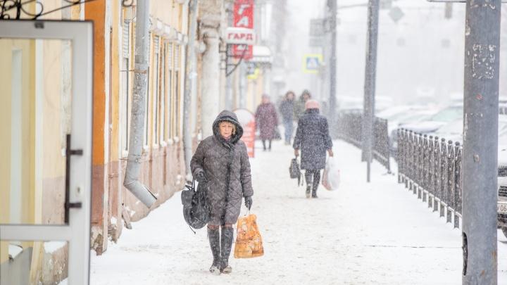 Снега будет много: погода в центре России изменится к старому Новому году