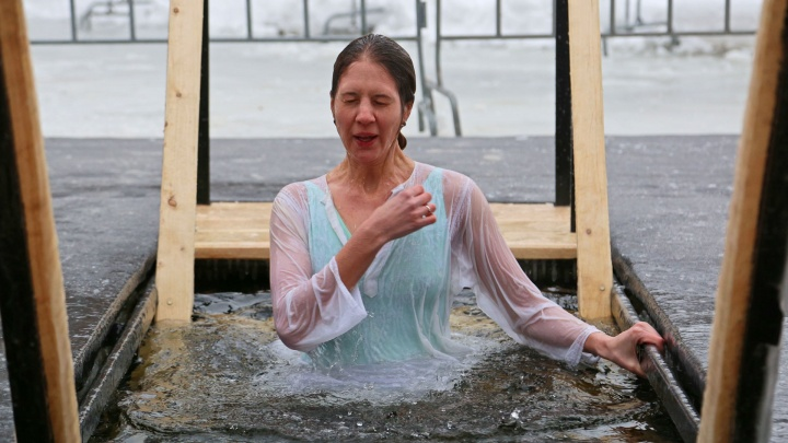 Готовимся к Крещению Господнему: где в Уфе окунуться в прорубь