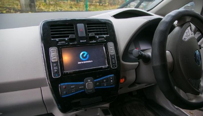 Бизнесмен из Зеленогорска продал кафе и запускает сервис такси с электромобилями