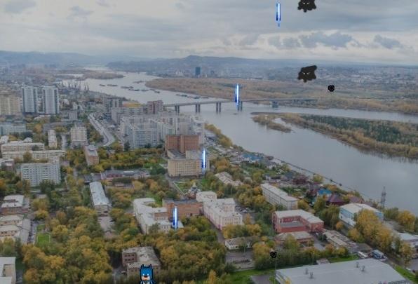 Спасём Красноярск от «чёрного неба»: экоигра от НГС