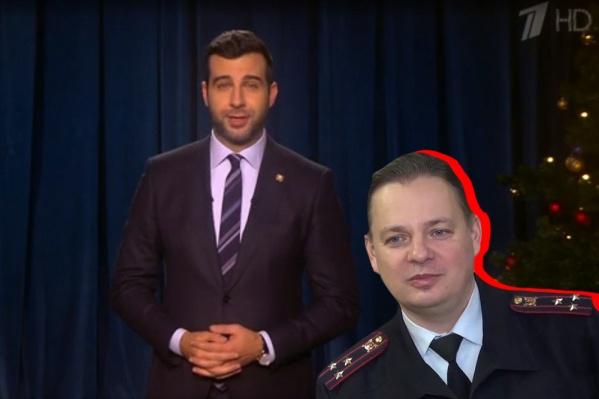 Иван Ургант на шоу сообщил, что Шундрик собрал сколлег 182 тысячи рублей на проведение конкурса. Но часть денег полицейский якобы потратил на банкет, а часть присвоил