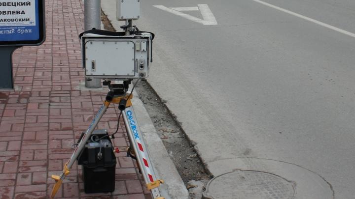 Автоинспекция предупредила водителей о новых видеокамерах