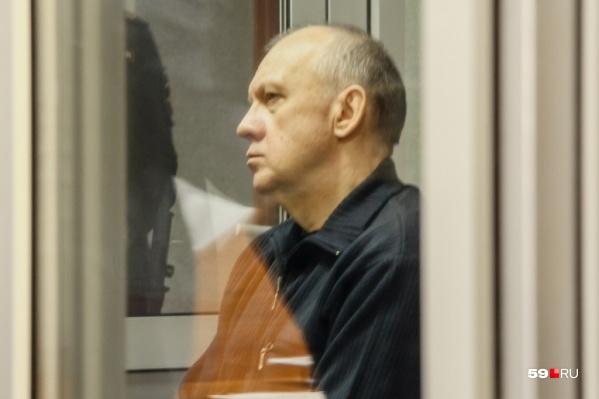 Во время суда Александр Соколов свою вину не признал