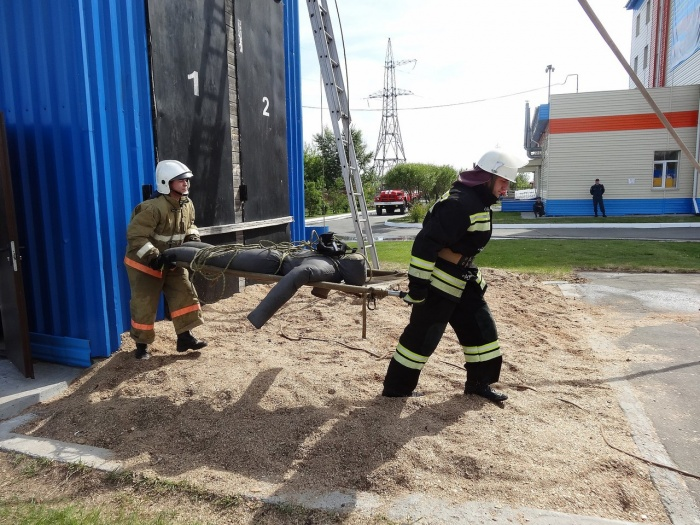 Учения 7 июня среди подразделений Федеральной противопожарной службы Новосибирской области