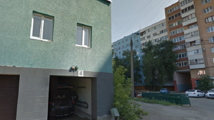 В Самаре хотят построить жилой комплекс на месте автомойки и стоянки