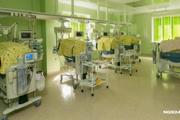 В перинатальном центре родились двое — мальчик и девочка<br>