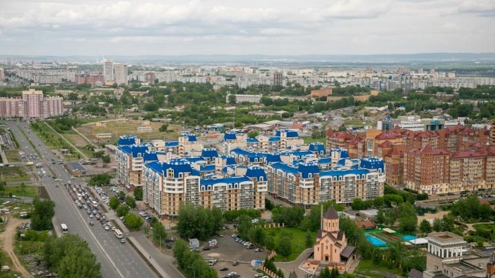 В Красноярск возвращаются жара и кратковременные дожди
