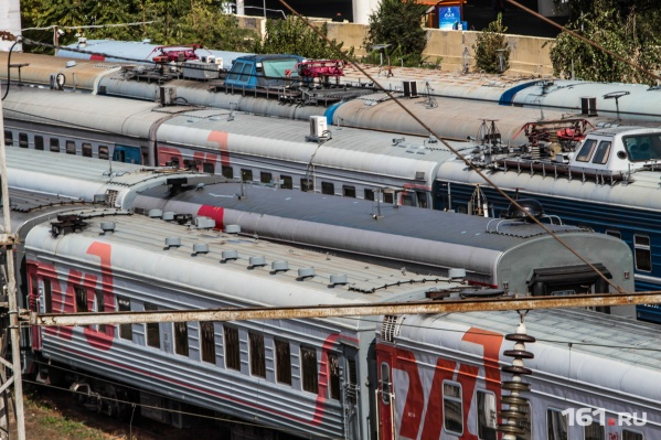 Погибший ехал на поезде домой в Анапу
