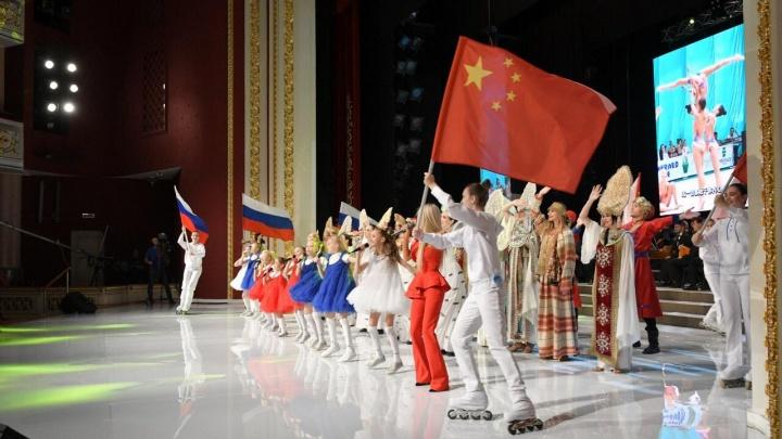 «Нихао!»: в Самаре приветствовали спортсменов-участников Российско-Китайских игр