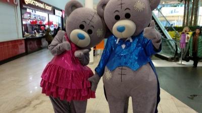 День влюблённых в Красноярске: как горожане любят и поздравляют друг друга