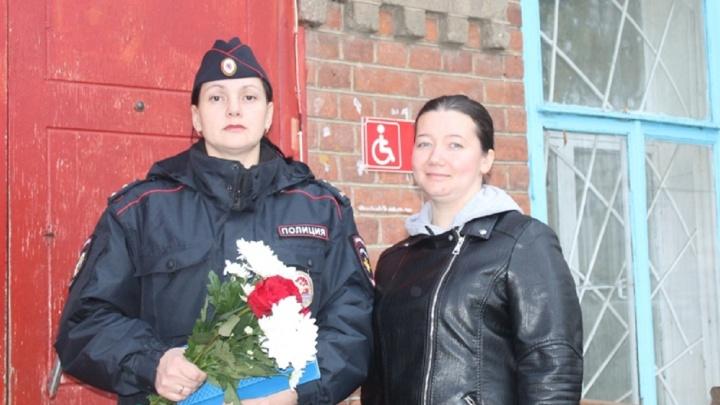 В Прикамье полицейские задержали поджигателя и спасли семью с пятью детьми