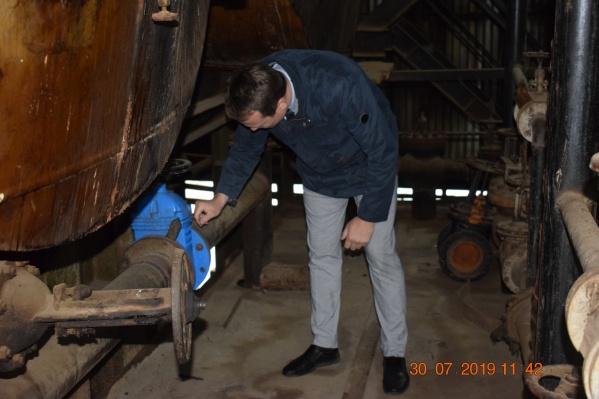 Котельную поселка Ясный (МО «Шилегское») готовили к зиме, но топлива завезли меньше, чем требуют нормативы
