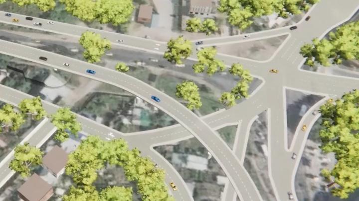 Как будет выглядеть Фрунзенский мост — 2: видео
