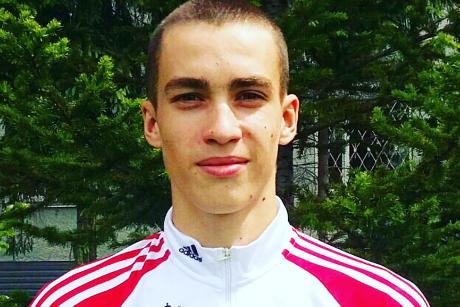 Никита Матвеев с командой уже приехал в Шушен