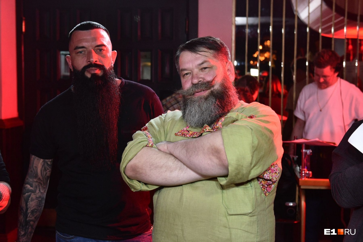 Кто тут самый усатый и бородатый? Фотографии брутальных мужчин, которые точно понравятся женщинам