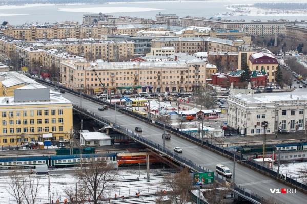 Численность населения Волгоградской области с каждым годом сокращается