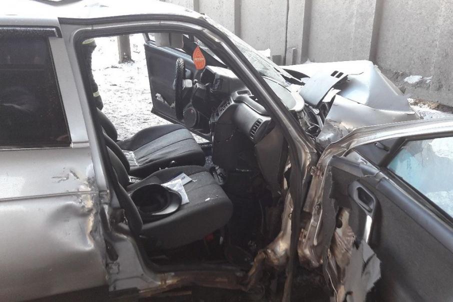Пассажира с травмами госпитализировали в больницу