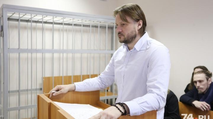 «Медалька за коррупционера»:суд над бывшим вице-губернатором Сандаковым подошёл к финалу