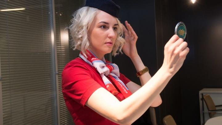 """""""Это всё из-за любви"""": самая красивая стюардесса Екатеринбурга ушла с работы и занялась бизнесом"""