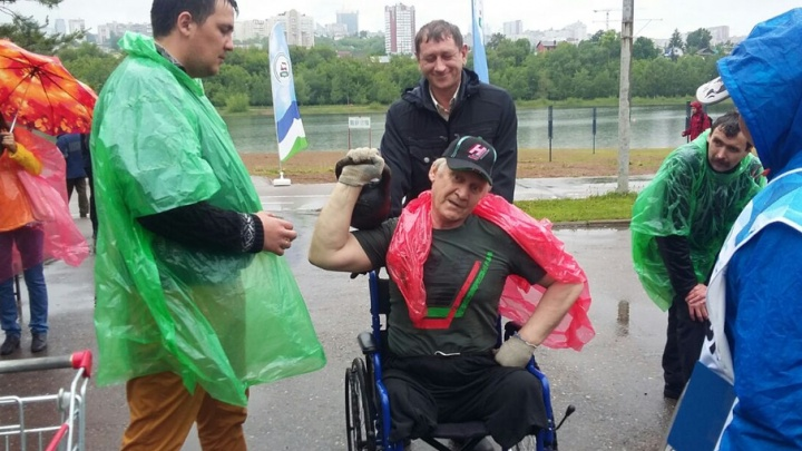 Уфимцы с инвалидностью доказали, что их возможности безграничны