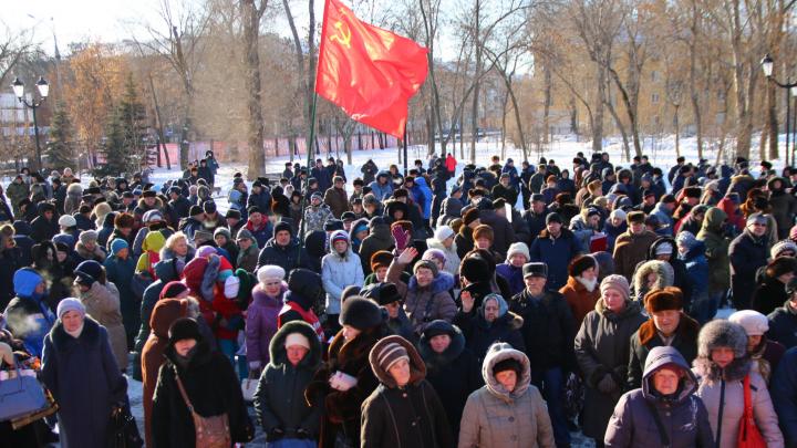 «Поговорим об обнищании народа»: в Самаре состоится акция протеста