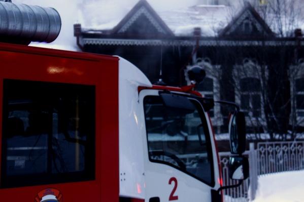 Большая часть пожаров случилась по причине неосторожного обращения с огнём