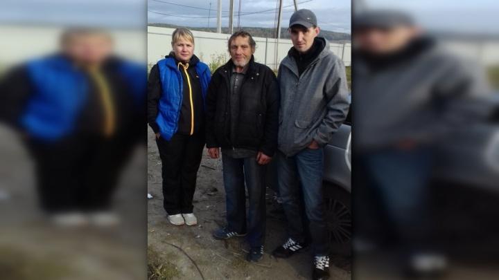 Под Екатеринбургом нашли дедушку, который четыре месяца назад потерялся в Перми