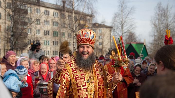 В храмах Архангельска 27 апреля начнутся пасхальные богослужения: публикуем расписание