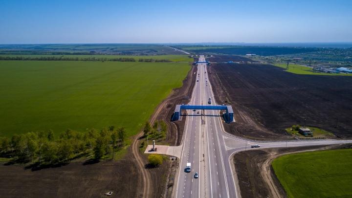 На Дону завершили ремонт на федеральной трассе Ростов — Таганрог