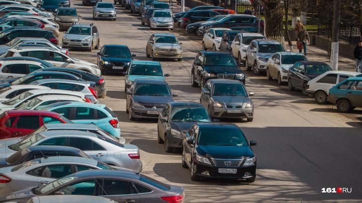 В Нахичевани из-за ремонта коллектора до марта перекроют дорогу на Мясникова