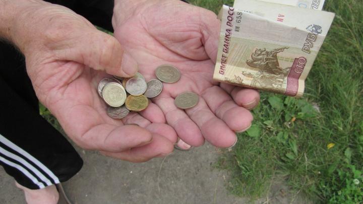В Курганской области 20% населения живут за чертой бедности