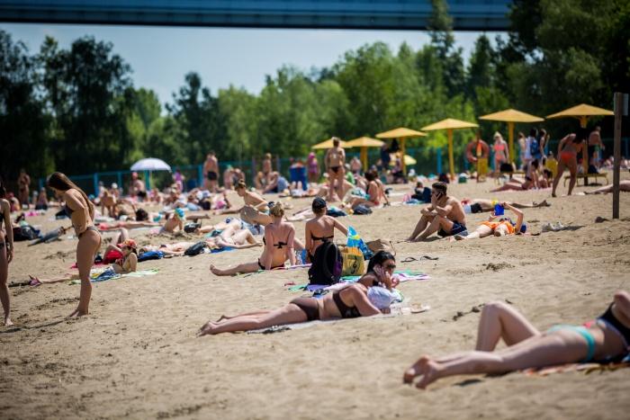 Чаще всего новосибирцы травмируются в Советском районе Новосибирска — на Центральном пляже Академгородка и на пляже парка «У моря Обского».