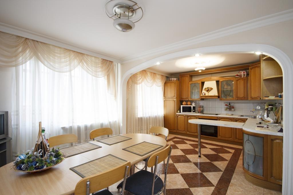 Размер имеет значение: обзор просторных квартир Тюмени (фото)