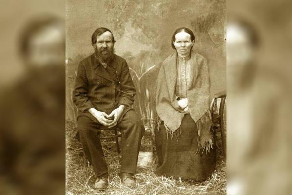Родители Александра Тихоновича Красносельских