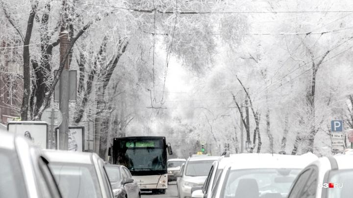В Самаре озвучили график работы общественного транспорта в новогоднюю ночь
