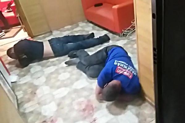 Происшествие случилось в сауне на Немировича-Данченко