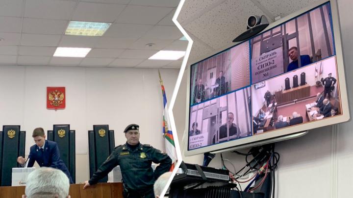 «Это деньги дочери»: в Самаре стартовало рассмотрение апелляции по делу экс-полковников ФСБ