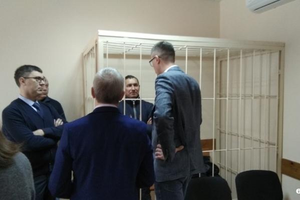 У Константина Наумова три адвоката
