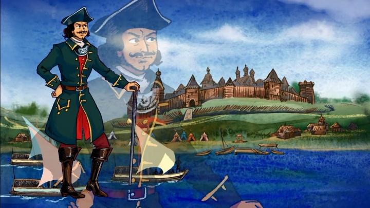 Мультфильм об истории города сняли в Волгограде к его 430-летию