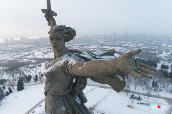 После реставрации скульптура скинет свои 50 лет
