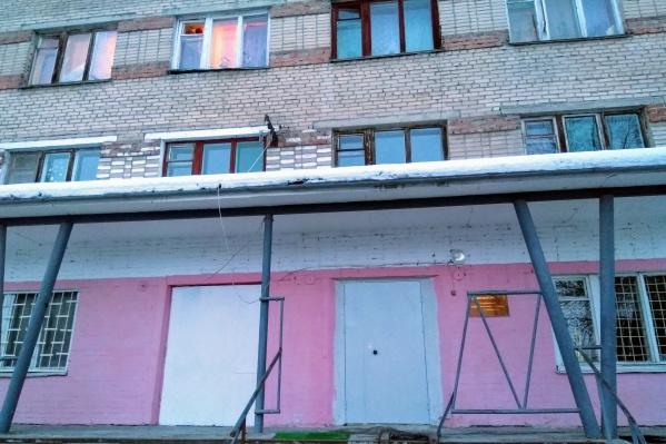 В общежитии Энергетического колледжа жили 15 студентов радиотехникума