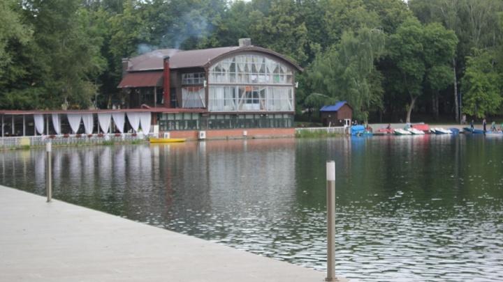 В Уфе на озере Солдатском появятся антивандальные лампы