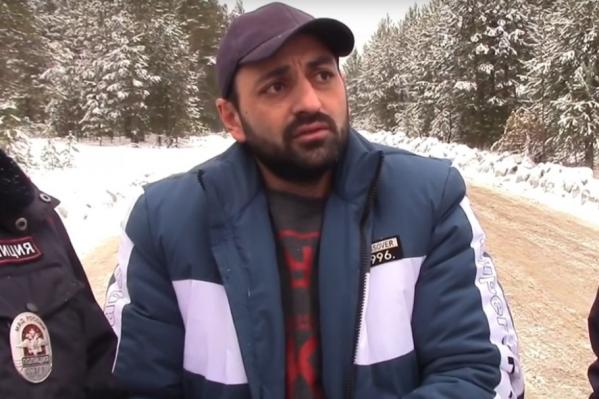 Свою вину в преступлении Руслан Мансуров не признал