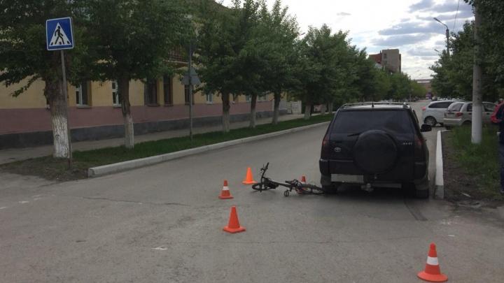 В Башкирии на переходе сбили 11-летнего мальчика