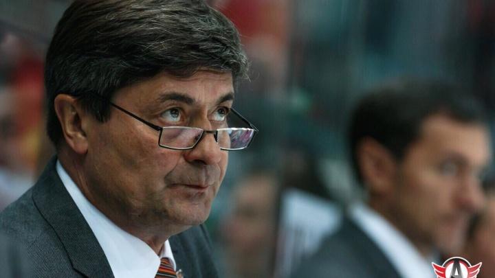 Новым главным тренером «Автомобилиста» стал Андрей Мартемьянов