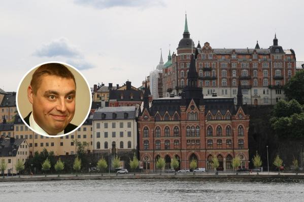 Год назад сбежавшего за границу депутата задержали в Швеции