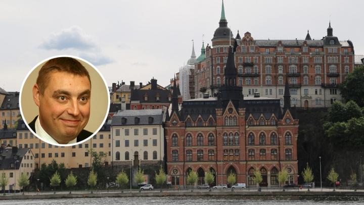Обвиненного в мошенничестве экс-депутата волгоградской гордумы доставили из Швеции в Россию