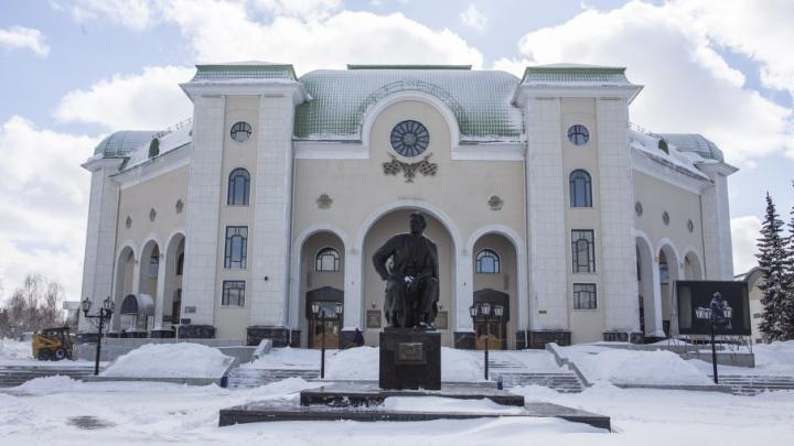 Башкирский театр драмы номинирован на «Золотую маску» в семи номинациях