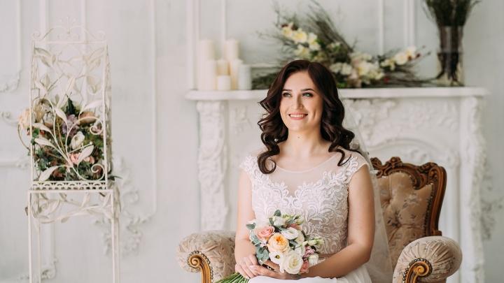 Тюменка борется за титул бриллиантовой невесты России