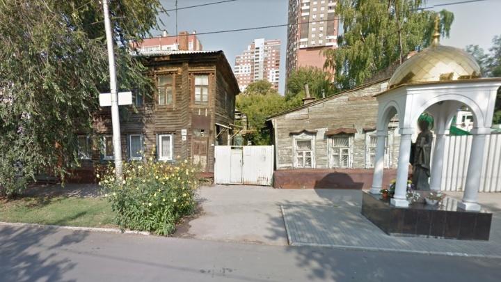 В Самаре дому, где было стояние Зои, опять грозит снос
